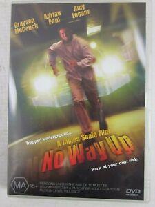 No Way Up DVD