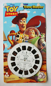 RARE VINTAGE 1995 VIEW MASTER TOY STORY TYCO DISNEY NEW SEALED !