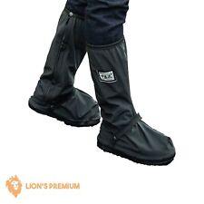 Waterproof High-Top Shoe Covers