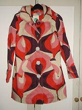 Boden Cotton Button Outdoor Coats & Jackets for Women
