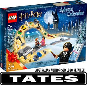 LEGO 75981 Advent Calendar - Harry Potter 2020 from Tates Toyworld