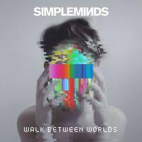 "Simple Minds - Walk Between Worlds (NEW 2 x 12"" FUSCHIA VINYL LP)"