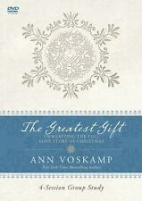 DVD THE GREATEST GIFT Unwrapping the Full Love Story of Christmas Ann Voskamp