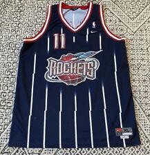 Yao Ming #11 Houston Rockets Rookie Nike NBA Basketball Jersey Size XL