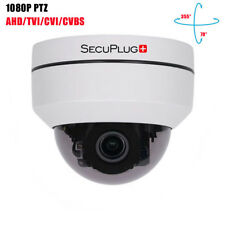 1080P HD AHD/CVI/TVI/CVBS 4-in-1 PTZ Dome Camera 4X Optical Zoom Night Vision