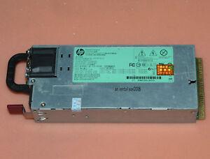724744-B21/727468-001/643956-211- HP 1200W platinum plus power supply