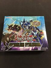 Yu-Gi-Oh! sealed booster box Pendulum Evolution factory sealed FREE SHIP!!