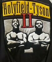RARE NEW Tyson-Holyfeild MGM June 28th 1997 Leather and Denim 👂Bite Fight