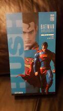 Batman Hush Superman 12 Inch action figure Medi Com Toy 2014 Sealed