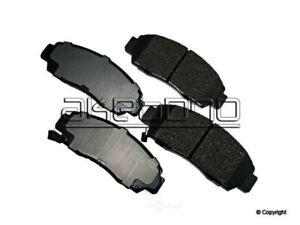 Disc Brake Pad Set-Akebono ProACT Front WD Express 520 15060 091