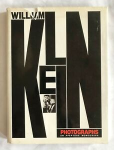 WILLIAM KLEIN PHOTOGRAPHS NEW YORK AND ROME ALSO MOSCOW AND TOKYO ALSO