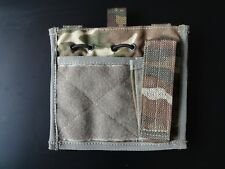 British Army Osprey MK4 COMMANDERS / ADMIN Pouch - MTP - Grade 1 - Genuine Issue
