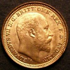 More details for 1902 nfdc edward vii third farthing cgs 90  ms66