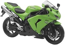 NEW FACTORY KAWASKI ZX10R TOY REPLICA STREET BIKE MOTORCYCLE TOYS BOYS KIDS 1:12