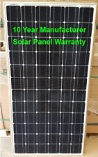 200W Solar Panel Mono-crystalline 10 Year Warranty! Ideal Off-Grid Systems NEW