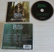 CD ALBUM ROBIN DES BOIS LE SPECTACLE MUSICAL M POKORA 12 TITRES 2013
