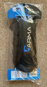 Shires ARMA Air Motion Brushing Boots - Full - Black