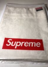 SUPREME F*CK CASHMERE WOOL SCARF FW17 100% AUTHENTIC IN HAND NEW FAST SHIPPING
