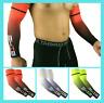 2 PCS Cycling Arm Sleeves Basketball Arm Warmer Sport Sun UV Protective Cuff