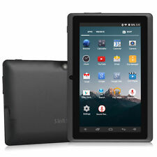 "7"" SainSonic HD Android 4.4 Quad Core Dual Camera 16GB Tablet PC WiFi Bluetooth"