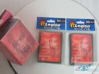 Hell is Empty LEGION MAT DECK PROTECTOR CARD SLEEVES AND DECK BOX mtg