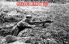 Los alemanes también le gustó la tecnología de la información en el Manual de pistola-británico Piat Tanque Shell asesino Manual Segunda Guerra Mundial