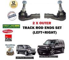 Para Land Rover Discovery 2.7TD 4.4 3.0TD 2004- > Nuevo 2x Estante Pista