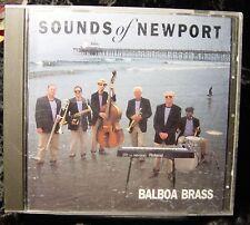 Mike Sharp's Balboa Brass-Sounds of Newport (1993) Newport Beach, CA