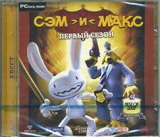 Сэм и Макс: Первый сезон | Sam & Max Save the World | PC DVD RUSSIAN