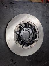 Honda 4 CB750 K front disc Rotors, Cast Iron Brake Disc on Hub