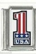 1 USA  WHOLESALE ITALIAN CHARM   9MM