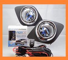 08 09 10 11 12 Toyota Rav4 Clear Fog Light Kit wiring+switch PERDE 6000K UPGRADE