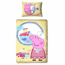 Linge de lit et ensembles Peppa Pig polyester