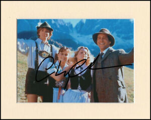 Chevy Chase National Lampoons Vacation Orig. Signed 10x8 Mounted Autograph Photo