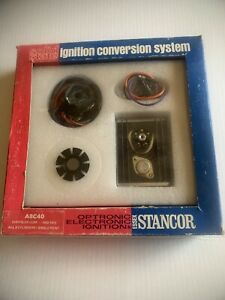 NOS A8C40 All 8 Cylinders / Single Point 1962 - 1977 Ignition Conversion System