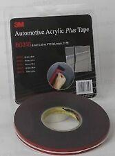 3M 80318 Automotive Acrylic Plus tape biadesivo acrilico 6mm X 20 mt