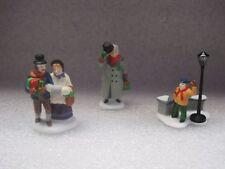 "Dept 56 Heritage Village ""A Christmas Carol Morning"" 5588-3 In Box"
