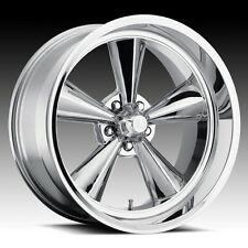 18x8 Us Mag Standard U104 5x4.75 et1 Chrome Wheel (1)