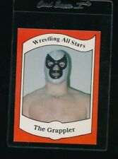 1983 Wrestling All Stars Series A The Grappler RC #21 great example for a sig