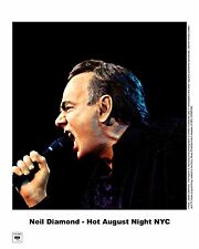 """Neil Diamond 10"""" x 8"""" Photograph no 24"""