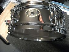 "TAMA Piccolo/Popcorn Snare Drum! 12""x4"". New Heads, Steel Shell, VGC! Aux. Drum"