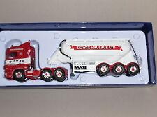 Corgi CC13769 1/50 SCANIA R Highline Feldbinder Tanker Dowse Haulage Ltd