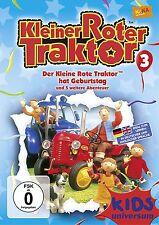 DVD * KLEINER ROTER TRAKTOR 03 GEBURTSTAG UND 5 WEITERE ABENT. # NEU OVP §