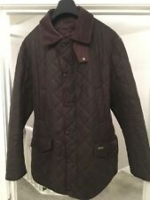 Barbour Mens Brown Bardon Jacket - XL - (Used Good Condition)