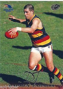 1999 Select Premiere Base Card [ 9 ] Darren JARMAN Adelaide