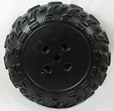 Power Wheels J8472 Kawasaki KFX Ninja Replacement Left Wheel