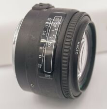 Film Only! Sigma Quantaray Tech-10 24mm F2.8 Prime Lens For Canon EOS Cameras