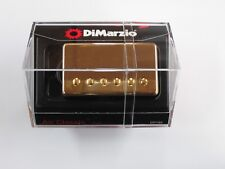 DiMarzio Regular Spaced Air Classic Neck Humbucker W/Gold Cover DP 190
