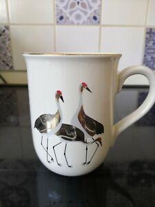Vintage, Otagiri Stork Mug, designed Wendy Morgan, Japan.