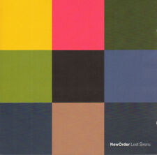 NewOrder CD Lost Sirens - Europe (M/M - Scellé / Sealed)